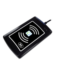 ACS Personalausweis-Basis-Kartenlesegerät ACR1281U nPA Contactless R