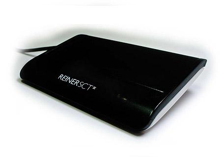 cyberJack® RFID basis (Basis-Kartenleser von REINER SCT)