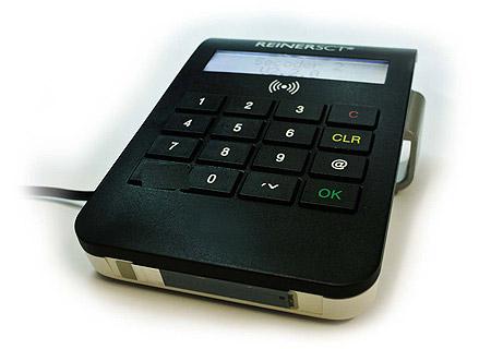 cyberJack® komfort (Komfort-Kartenleser von REINER SCT)