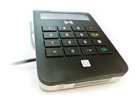 Kartenlesegerät Komfort-Kartenleser von REINER SCT cyberJack RFID komfort