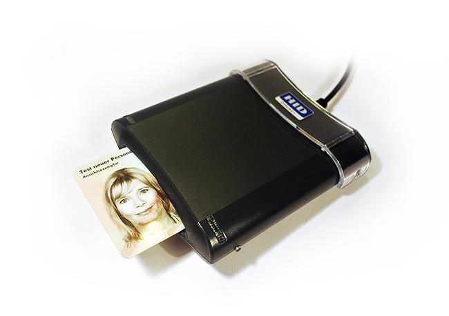 Hybridkartenleser Omnikey 5325 prox USB